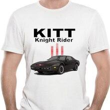 Meilleur KITT chevalier cavalier 1982 PONTIAC unisexe T-SHIRT coton T-SHIRT hommes marque T-SHIRT sbz1147