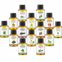 KIUNO Tea Tree Essential Oils 8ML Ylang Lavender Jasmine Fragrance Oil For Humidifier Aromatic Diffu