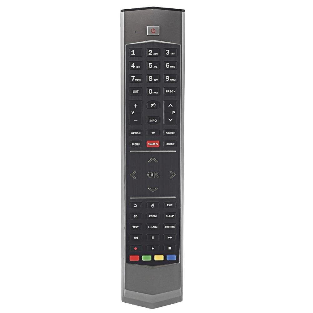 Antigo Controle Remoto para TV Lcd Tcl RC651 MLIC RC651MAI1 RC650 ARC651 U50E5800FS U65E6800FDS U85H9510FDS U85H9510FDS
