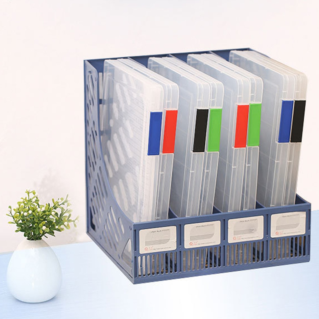 Bolsa de archivo de Color caramelo A4, bolsa de documentos de hilo de nailon transparente con cierre, carpeta portátil, bolsa de lápices, estuche de material de oficina, archivador