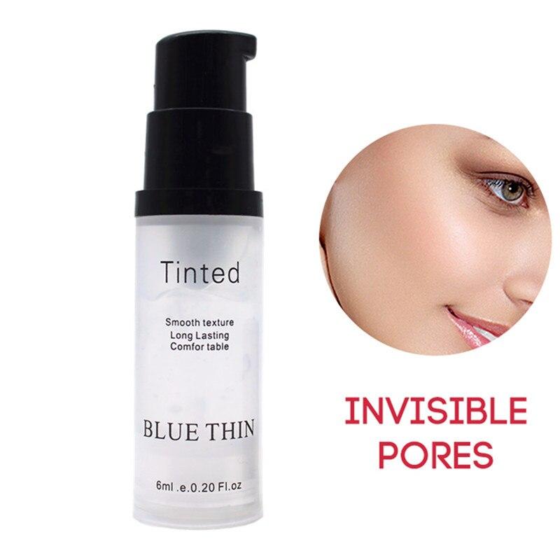 First Base de maquillaje aceite Control de poros crema cara Base Primer tiempo Base duradera crema hidratante cosmética cara cubierta corrector