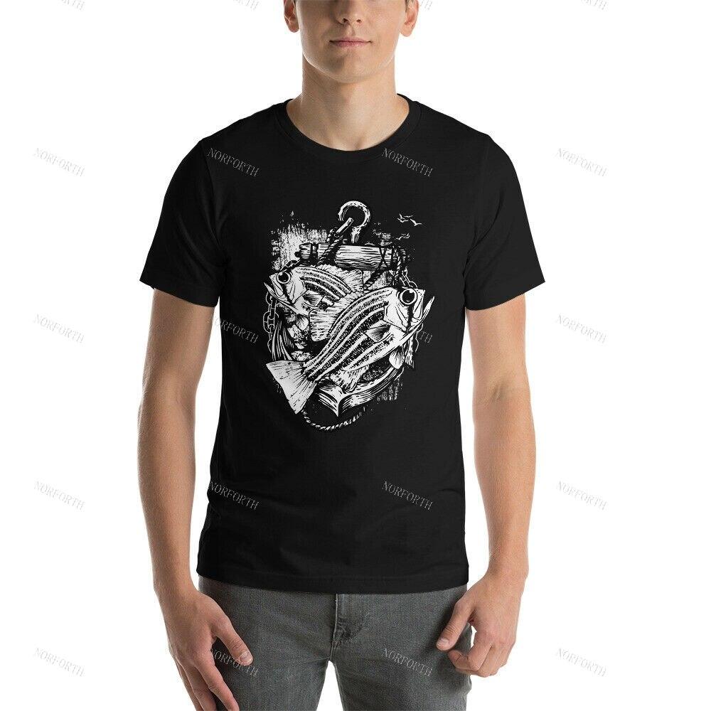 Camiseta de manga corta Unisex, camiseta de uso Regular Duo, con estampado...