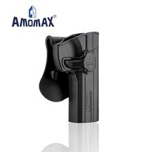 Amomax المستوى الثاني التكتيكية مجداف الحافظة   مناسبة للمسدسات سلسلة تشيكوسلوفاكيا SP-01   اليد اليمنى