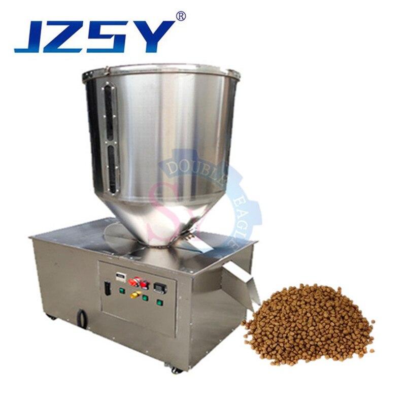 2020 novo tipo pequeno industrial de aço inoxidável cão alimentos pelota secador/fluxo ar quente peixe camarão alimentação animal pelota máquina secagem