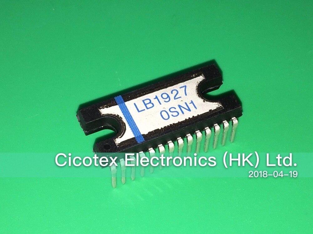 3 unids/lote piezas electrónicas LB1927-E IC MOTOR controlador PAR/PWM 30DIP 1927 LB1927E