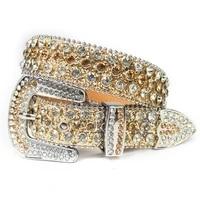 shiny gold rhinestone womens belt cowboy%c2%a0western studded%c2%a0diamond%c2%a0designer belts men high quality luxury brand cintos de hombre