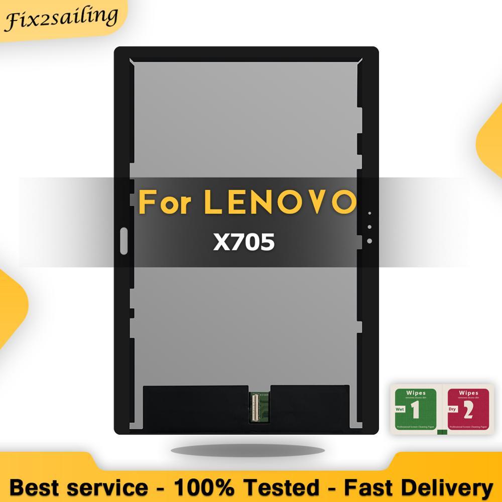 "Neue LCD 10,1 ""Für Lenovo Tab P10 Tab5 10 Plus TB-X705 X705L X705F X705N LCD Display Touchscreen Digitizer"