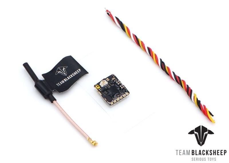 TBS unificar Pro32 Nano 5G8 Micro transmisor de Video VTX 5,8 Ghz