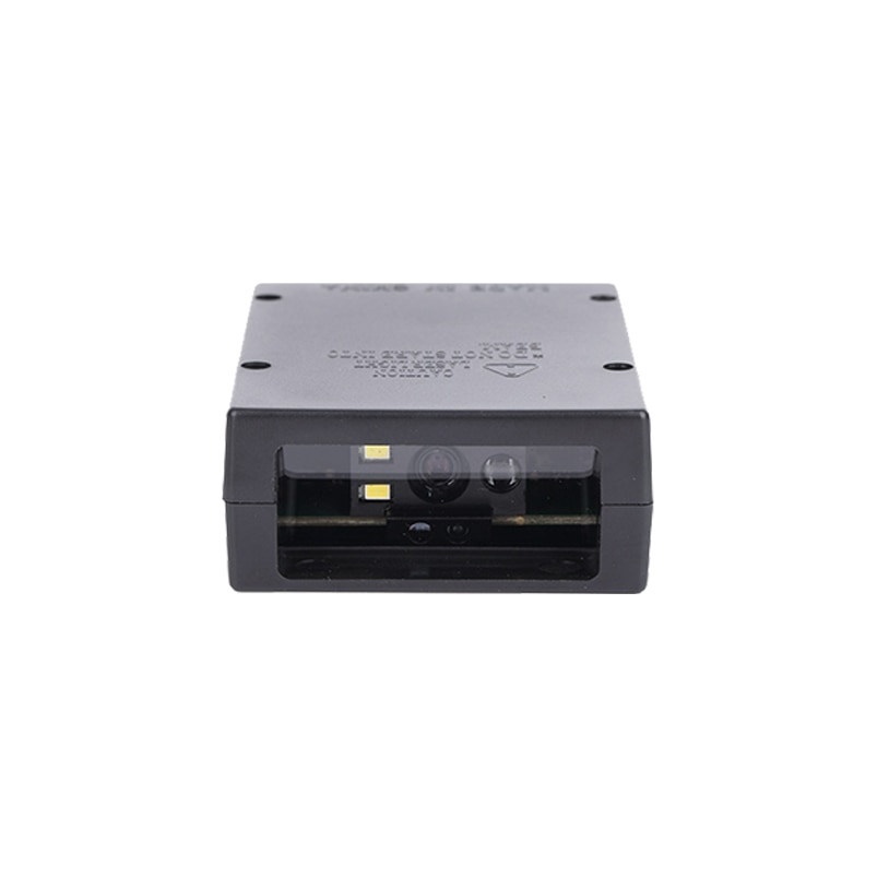 EVAWGIB 1D 2D QR Barcode Scanner Module Engine Embedded CCD Fixed Bar Code Reader Module for Kiosk RS232 USB Interface PDF417