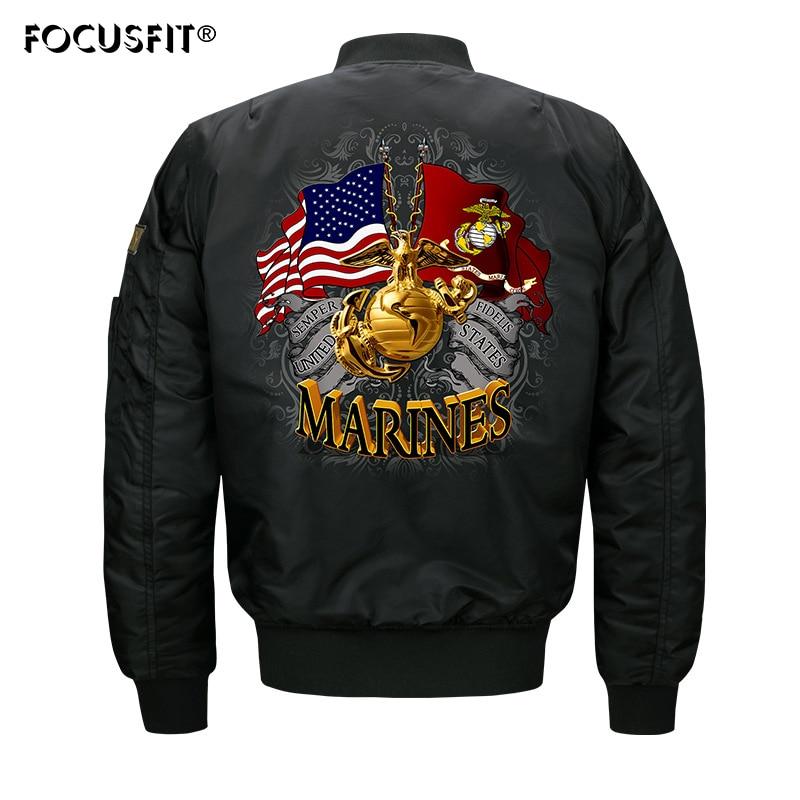 FOCUSFIT осень/зима мужские куртки спортивные полетные костюмы Мужской Стиль Повседневный костюм полетные куртки для мужчин и женщин