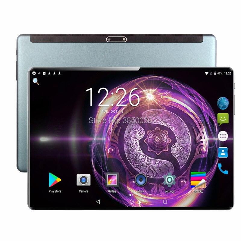 2020 mediapad 10 polegada tablet 4g telefone chamada android 9.0 ram 6g + 32gb 1280*800 ips duplo sim câmeras duplo wifi gps tablets youtube