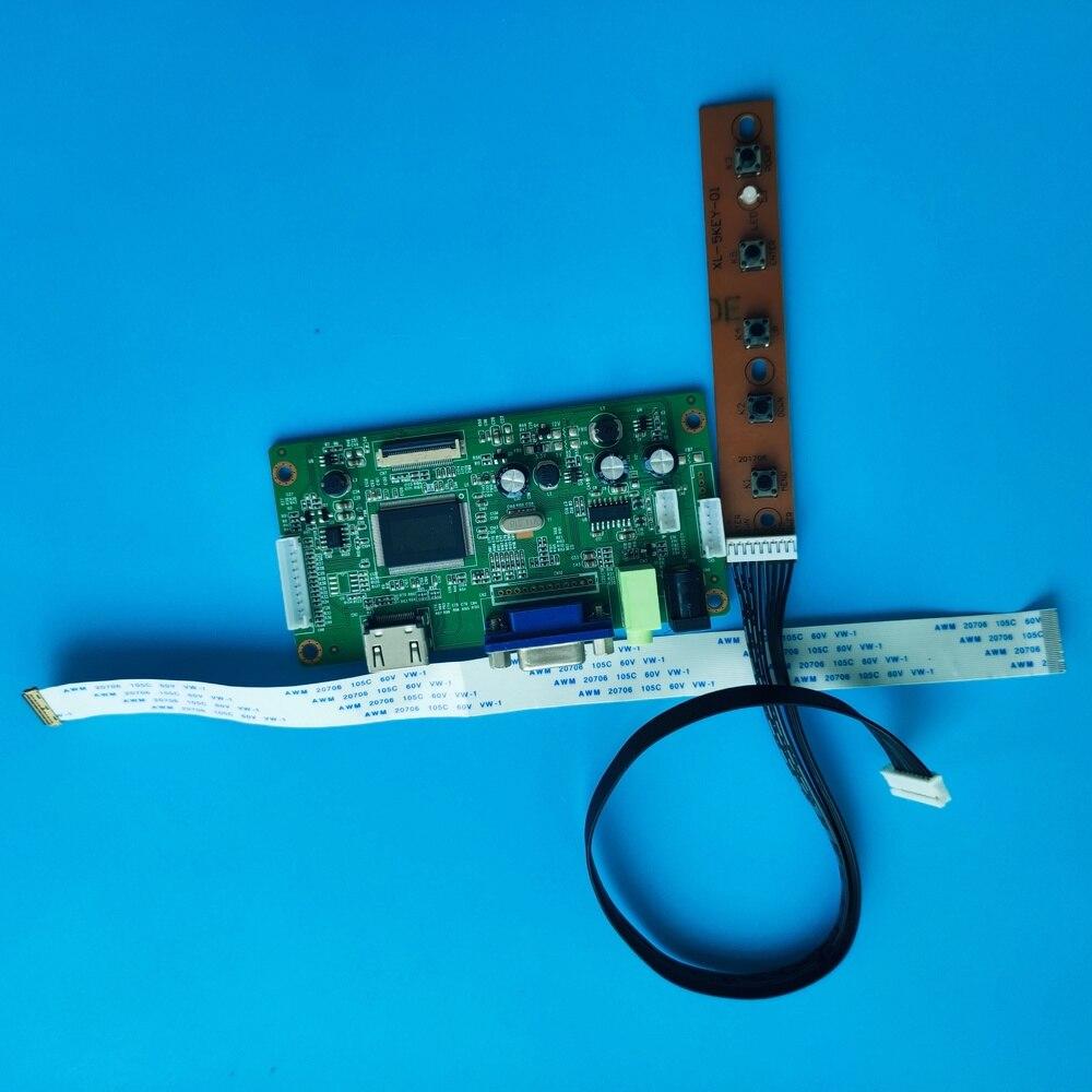 ل LP156WF6-SPF1/LP156WF6-SPM2 EDP LED سائق شاشة مراقبة عرض عدة VGA LCD HDMI لتقوم بها بنفسك 1920X1080 تحكم مجلس 30pin