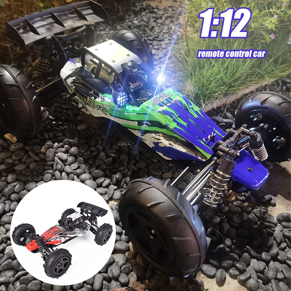 City Off-road Remote Control Racing 2.4G Radio Control  Trucks RC Buggy High Speed Car Children Toy Gift enlarge