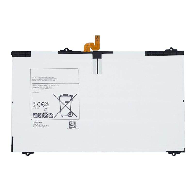 2 unids/lote nueva 5870mAh Tablet batería EB-BT810ABE para Samsung Galaxy Tab S2 9,7 pulgadas SM-T815 SM-T810 T815C T813 T815 T819C T817A