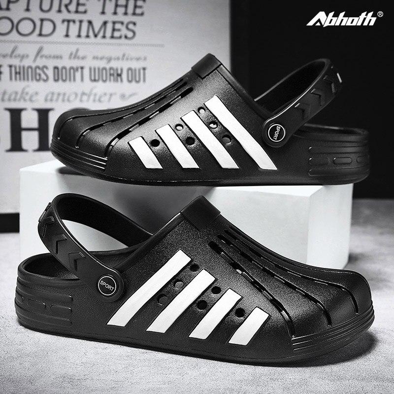 Abhoth nuevo 2021 Casual zapatos con agujeros respirables antideslizantes Sandalias De Playa...