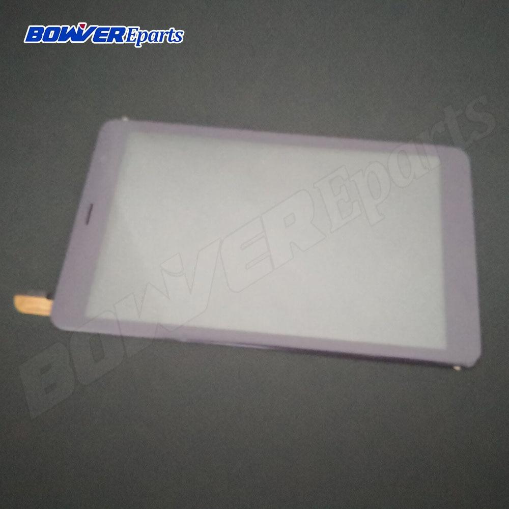 "Para 8 pulgadas 2.5D pantalla táctil panel digitalizador vidrio Sensor DP080517-F3 DP080517 F3 para irbi TZ897 TZ856E Tablet 8"""
