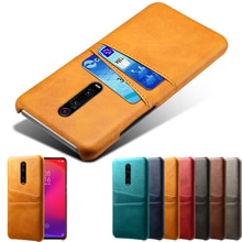 Para Oneplus 8 Pro tarjeta ID titular de la tarjeta de banco para Oneplus 5 5 5 6 6 7 7 T 8 Pro 1 + 7 T 1 + 5 1 + 6T 1 + 7 T 1 + 8 Pro caso cubierta de cuero