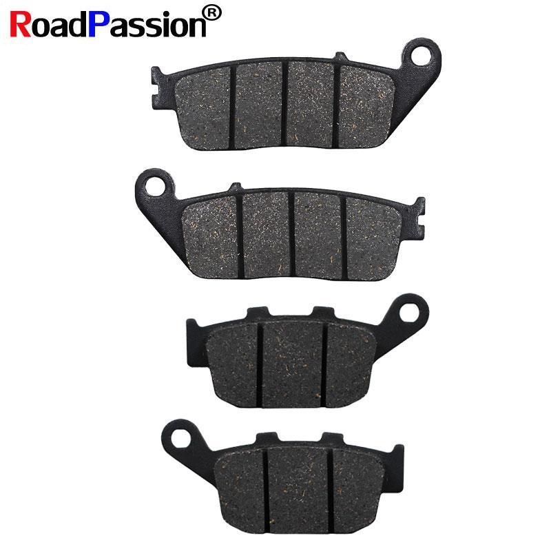 Motorcycle Rear Brake Pads for HONDA VTR250 CBR250R CBR300R CBR 300F CB300F CB 500F CB500F CB 500X CB500X CBR 500R CBR500R