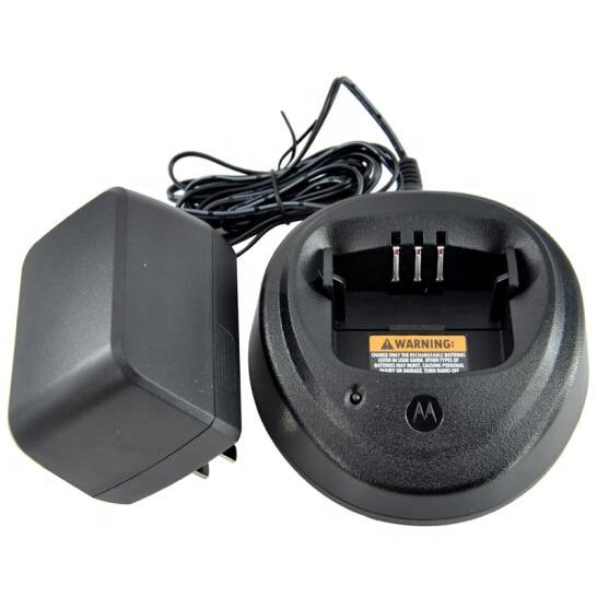 Motorola walkie-talkie batería PMNN4081 adaptador de batería de litio CP1200 PMTN4025 cargador adaptador GP328
