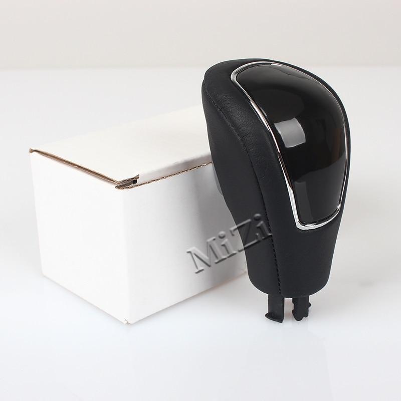 Botão do deslocamento de engrenagem do carro para ford mondeo kuga mk1 blk alavanca de transmissão automática lidar com botão de deslocamento de engrenagem do carro-estilo universal vara