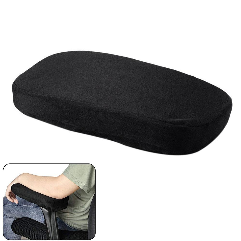 Antebrazos cubiertas de apoyo silla apoyabrazos almohadilla Oficina memoria espuma alivio presión hogar ergonómico antideslizante cojín suave codo almohadas