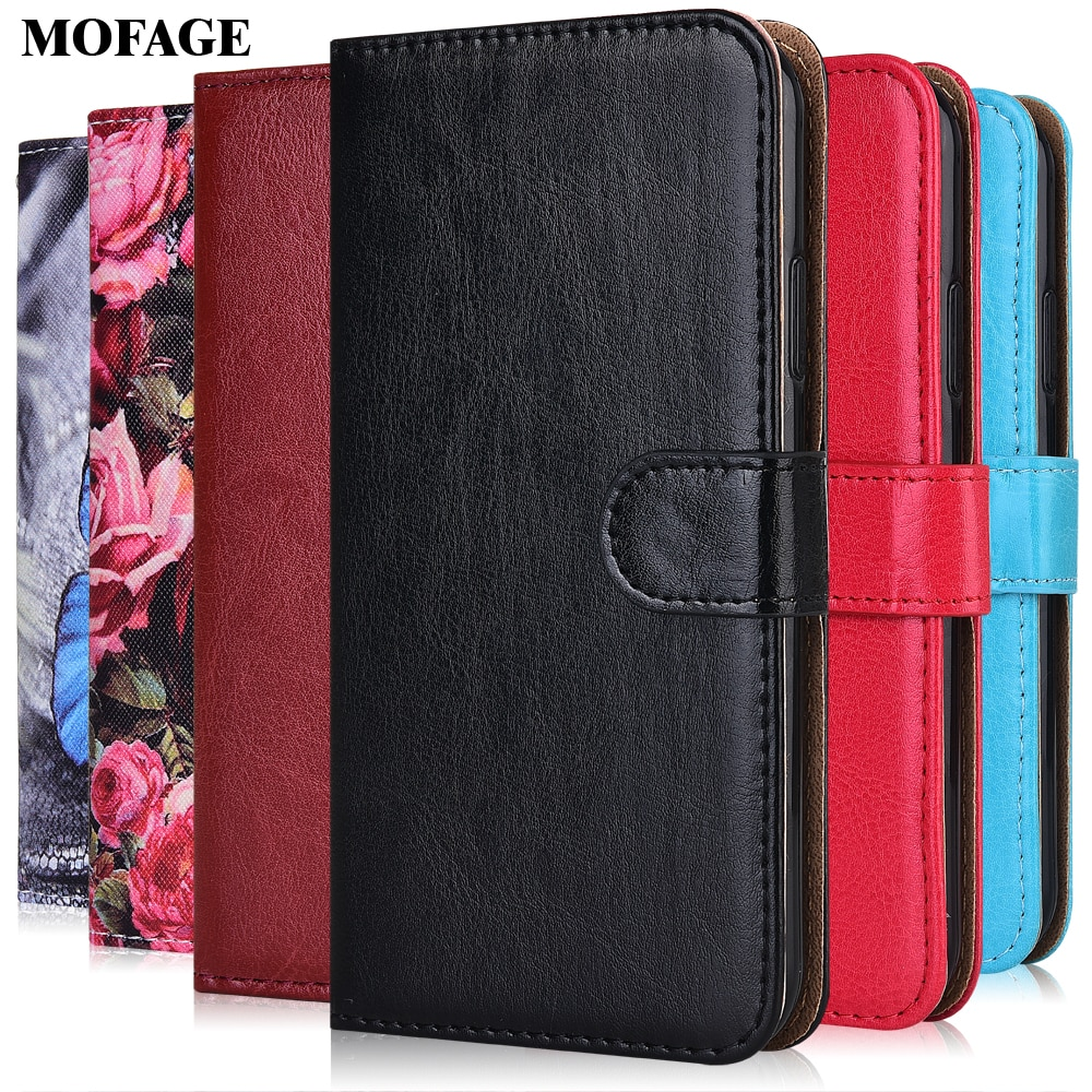 Case For On Pocophone F1 Wallet Leather Flip Case For Xiaomi Pocophone F1 POCO F1 Cute Back Cover fo