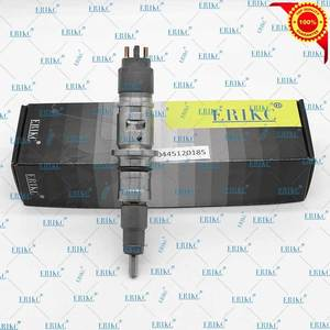 ERIKC 0445120185 Diesel Injector 0 445 120 185 Fuel Nozzle 0445 120 185 Fits Dodge Ram 2500/3500 6.7L Pickup 4X4 0986435518