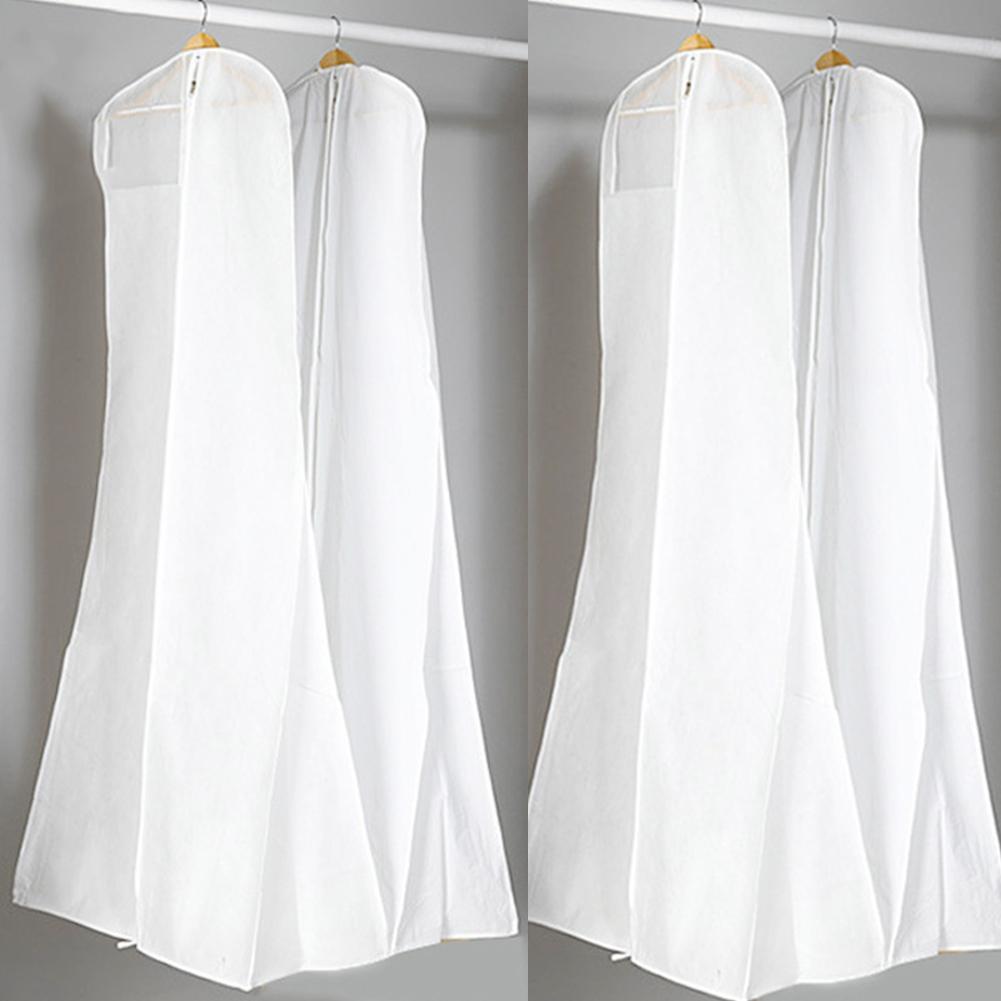 Reusable Dustproof Wedding Cocktail Banquet Dress Storage Bag Protective Cover