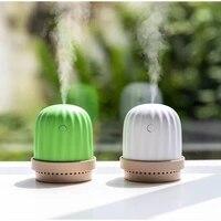 Humidificateur daromatherapie USB de 260ML  diffuseur dhuile essentielle darome de voiture  desodorisant de maison avec lumieres Led
