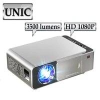 UNIC     projecteur Portable T6 Full HD 1080P  3500 lumens  pour Home cinema