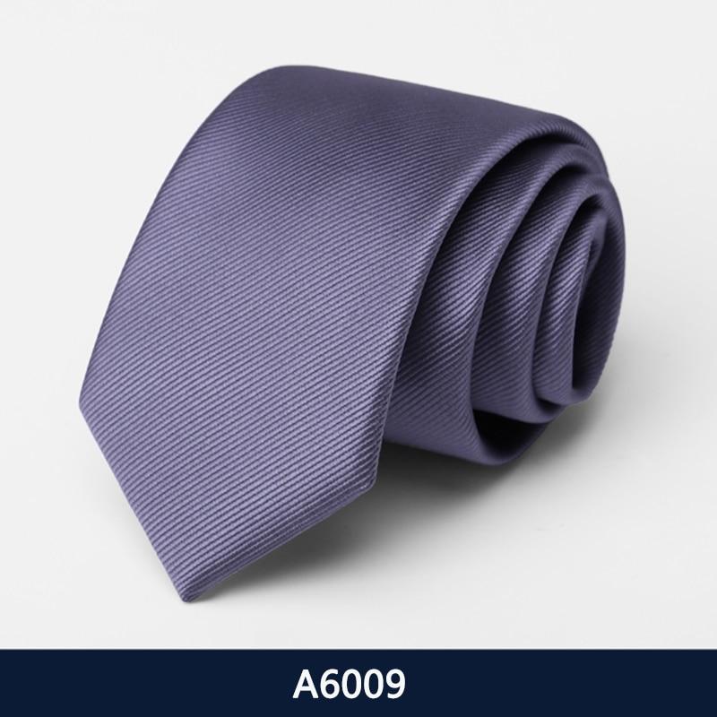 High Quality Gentlemen Business Ties 6CM Slim Tie For Men Fashion Formal Neck Tie Male Business Suit Work Party Necktie Gift Box