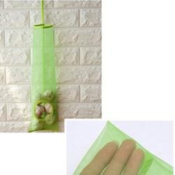 Cozinha saco de lixo armazenamento titular cebola vegetal batata pendurado malha frutas gengibre organizador alho foodsaver recipiente saco