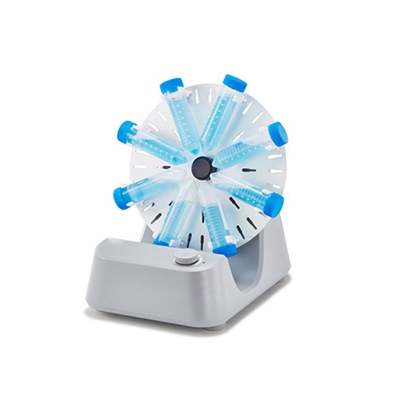 Laboratory Classic Shaker Rotator Rotating Mixer Centrifuge tube Rotator Adjustable Speed Mixer