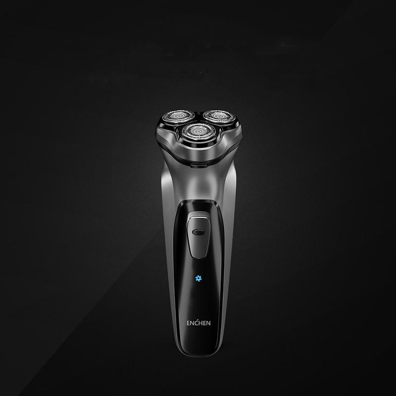 2021 Most Trendy Blackstone Electric Face Shaver Razor For Men 3D Floating blade Washable USB Rechar