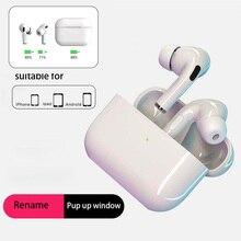 Original Airpodding Pro 3 1536u 1:1 I900000 TWS Pros Aire Pods for Apple phone Android Clone Headphones Bluetooth Earphone