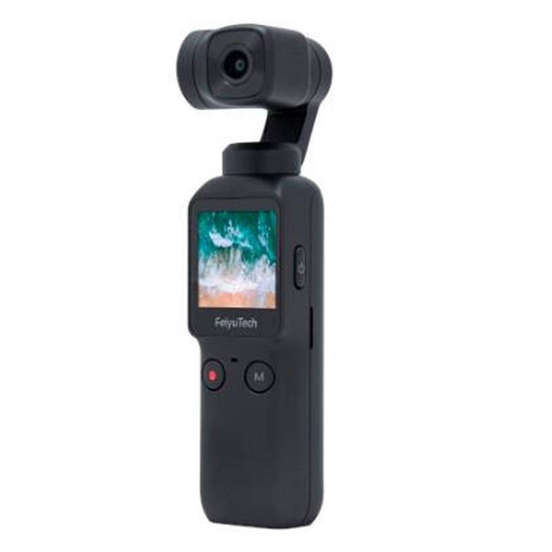 حار بيع Feiyutech Feiyu جيب 6-محور الهجين الاستقرار 4K 60fps مثبت كاميرا يده Gimbal
