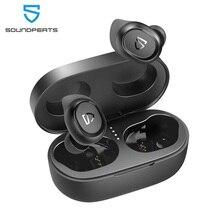 SoundPEATS TWS Drahtlose Ohrhörer Bluetooth Kopfhörer IPX7 wasserdichte Sport Kopfhörer TrueFree 2 Aktualisiert Version