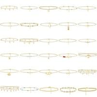 love heart anchor anklet bracelet rose flower cross elephant star anklet beach starfish 8 pearl foot chain jewelry for women