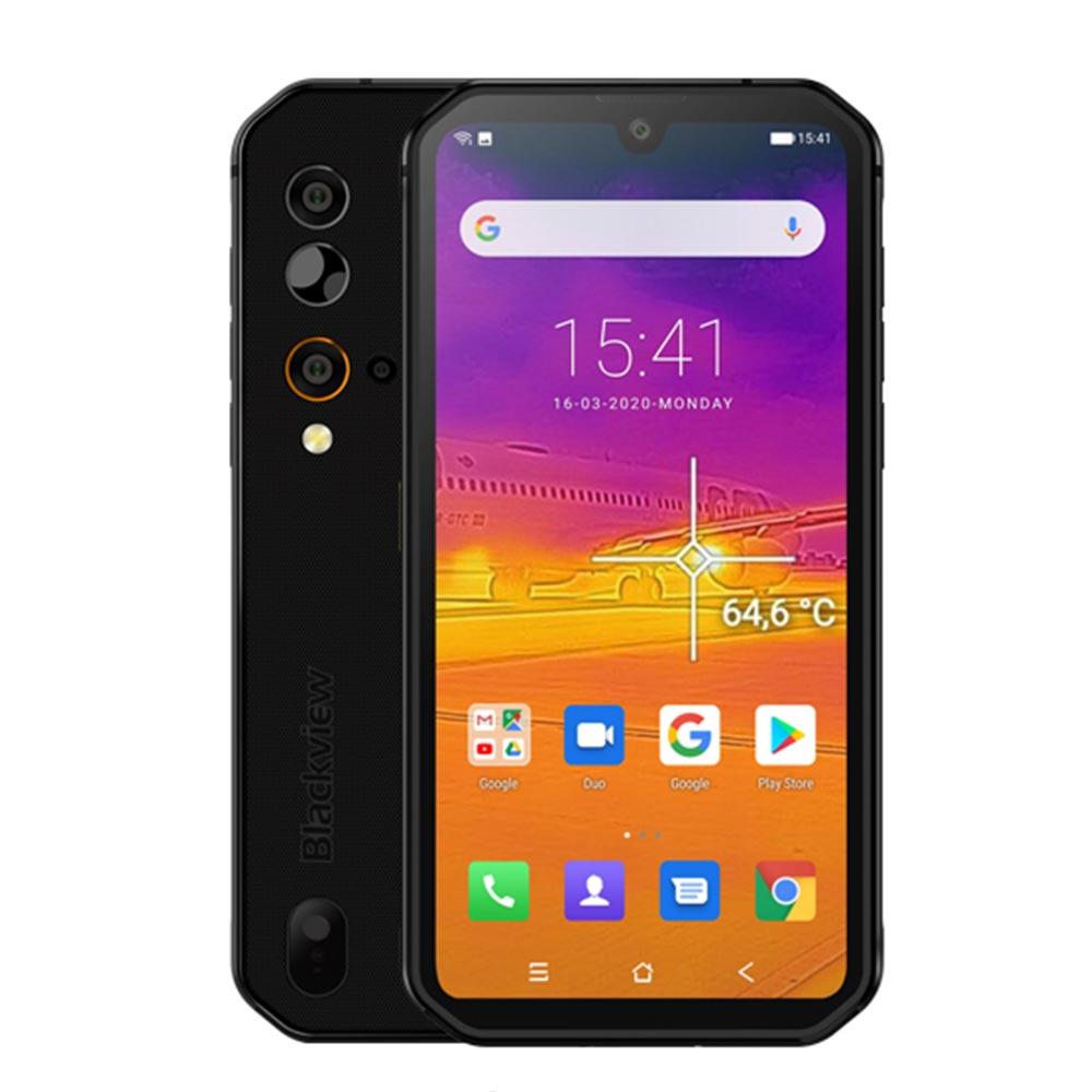 Blackview BV9900 Pro смартфон с восьмиядерным процессором Helio P90, ОЗУ 8 Гб, ПЗУ 128 ГБ, 48 МП