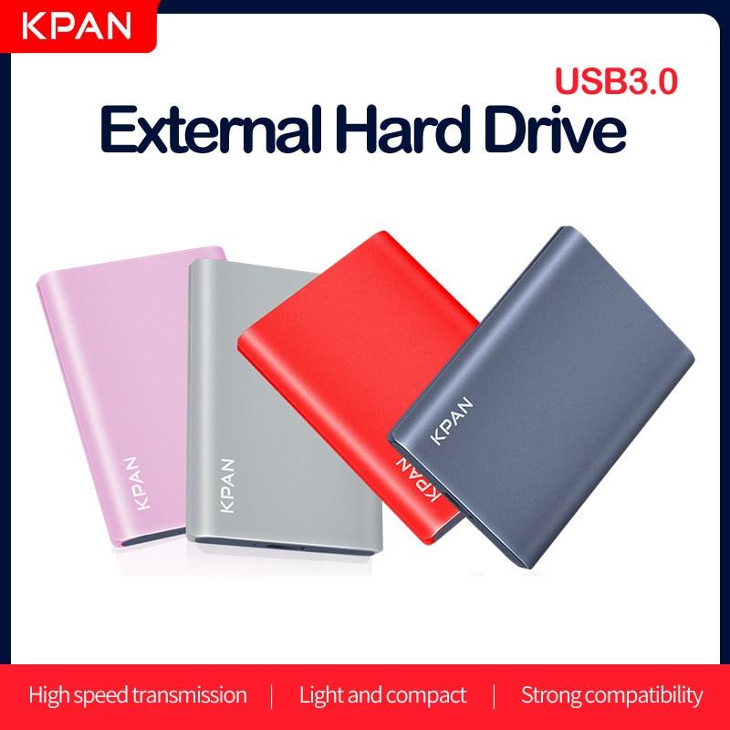 KPAN Metal HDD 2.5