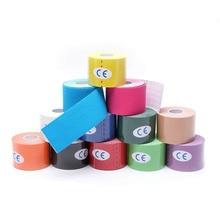 KoKossi 2.5cm x 5M Kinesiology Tape Muscle Bandage Sports Cotton Elastic Adhesive Strain Injury Tape