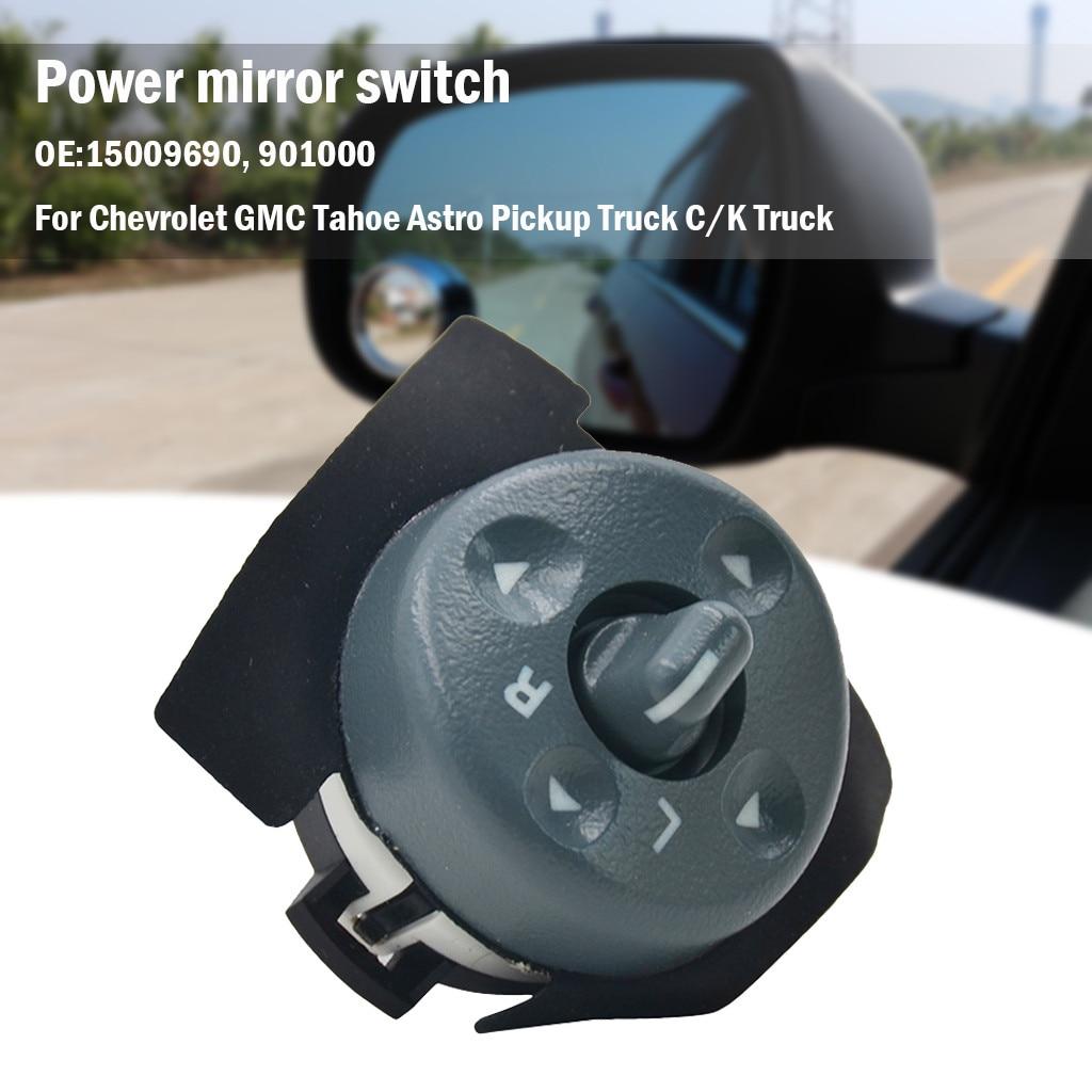 Qualidade superior interruptor do espelho de potência 15009690 botão interruptor espelho de energia para chevy astro para chevy c2500 caminhão para gmc S-15 sonoma