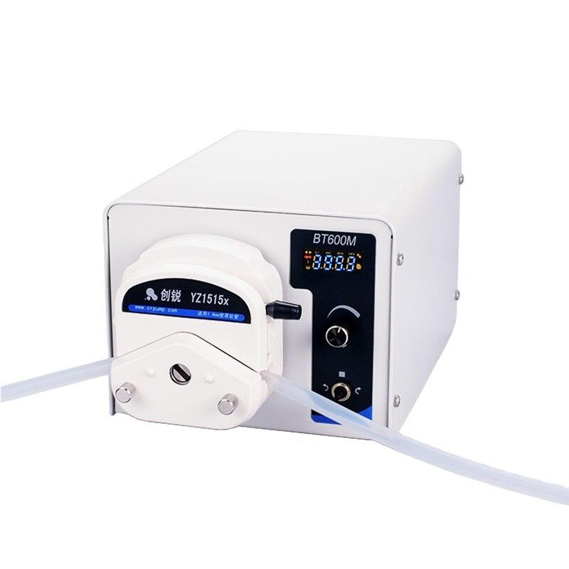 Chuangrui Nice Precision Liquid Transfer Peristaltic Dosing Pump enlarge