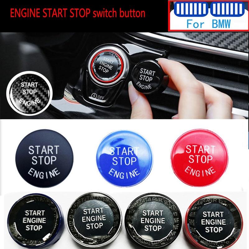 AliExpress - For BMW Series 1 2 3 4 5 6 7 8 E60 E90 E91 E92 E93 E61 E46 E36 E87 E88 E81 E82 E63 E64 E65 Car Engine Start Stop Switch Button