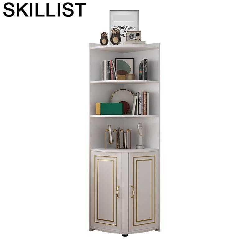 Armario-Mueble De madera para salón De estar, Mueble De esquina, Mueble De...