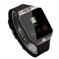 smart watch dz09 gold silver smartwatch watches for ios for android sim card camera watch