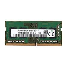 Ddr4 ram sodimm 노트북 메모리 지원 memoria 1.2 v ddr4 노트북