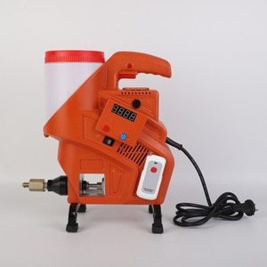 High pressure grouting machine, remote control/manual grouting machine
