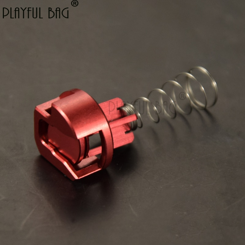 Bolso juguetón pistola de bola de Gel modelo P1 accssory dardos rojos partes de fortalecimiento al aire libre CS juguetes QE90