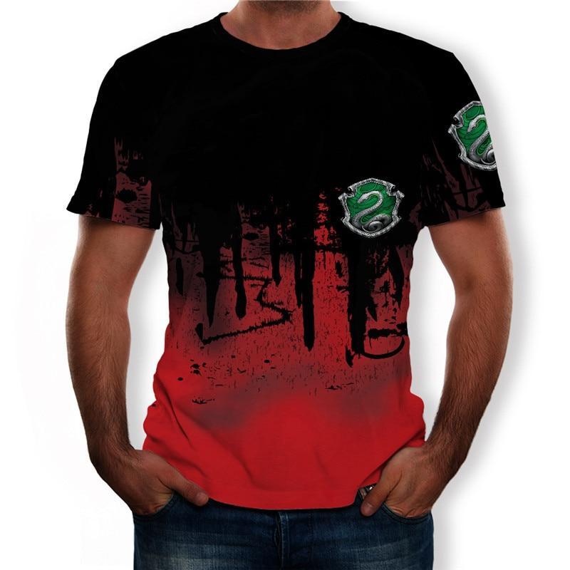 Rojo fuego 2020 Camiseta de los hombres las mujeres Camiseta de 3D...